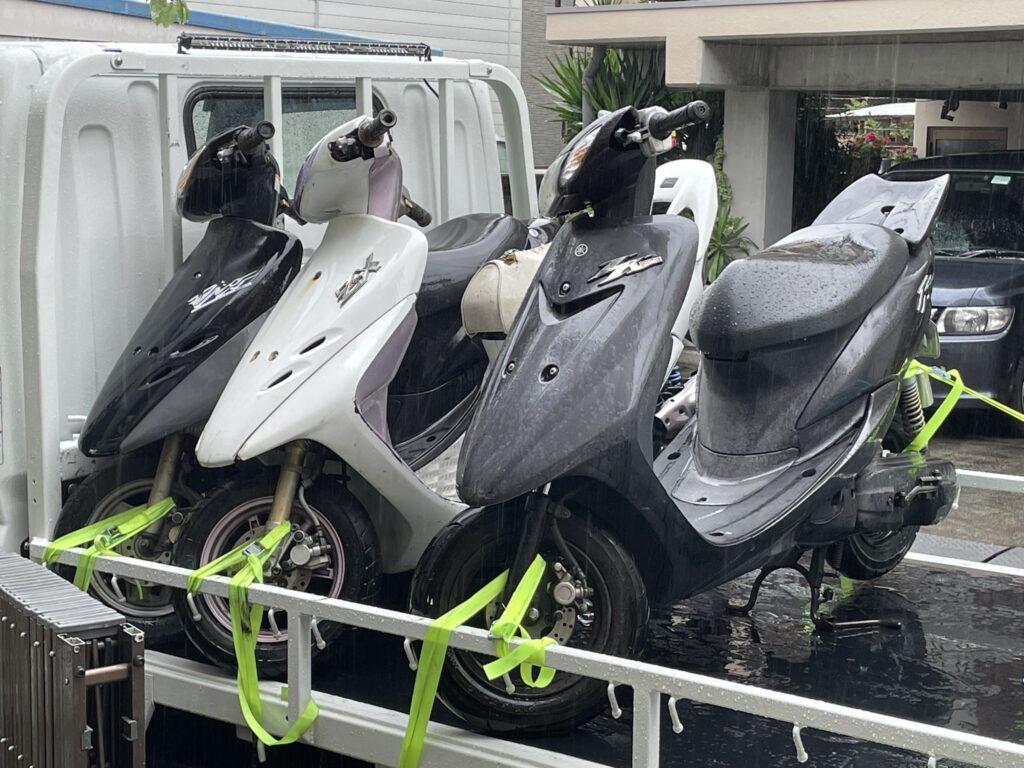 ディオ2台無料・ZR買取